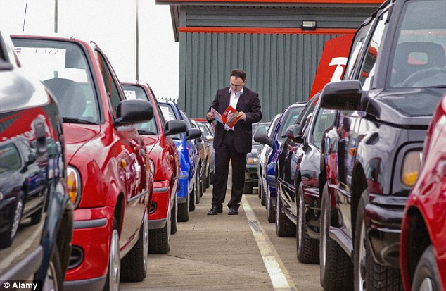 Used Vehicle Dealers – More Desirable Every Single Day