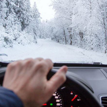 Top Winter Driving Tips for your upcoming Journey