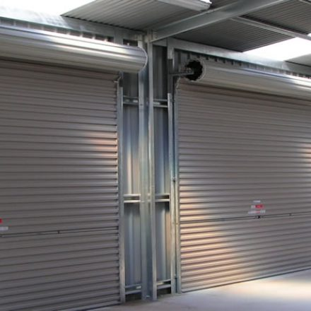 How a Roller Shutter Door Can Benefit Your Company