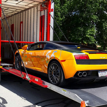 Can You Ship A Luxury Car That Is Not Operational?